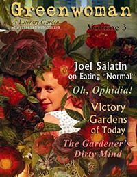 Greenwoman, A Literary Garden, Volume 3