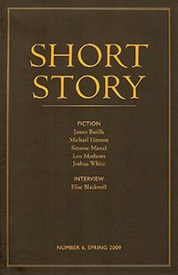Short Story, Number 6, Spring 2009